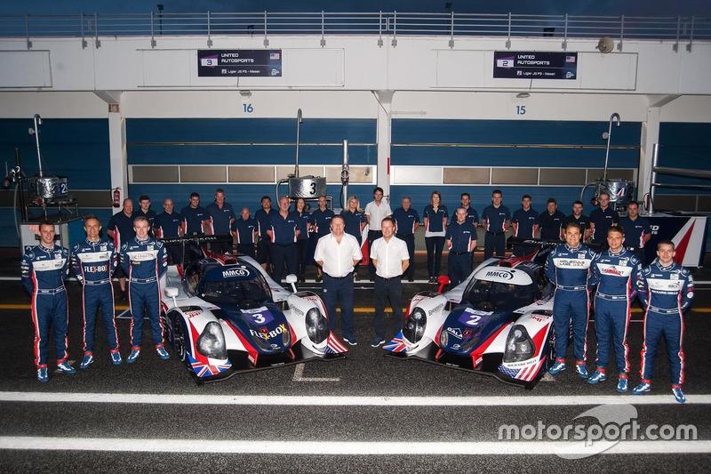 Teamfoto United Autosports