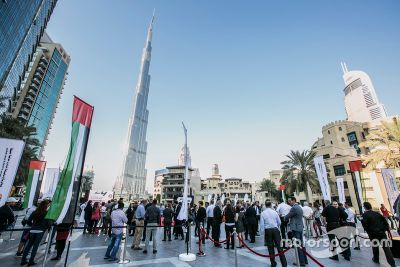 الكشف عن بطولة الفورمولا 4 في الإمارات العربية المتحدة