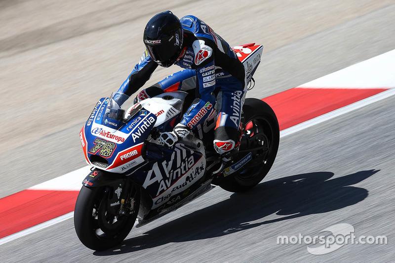 Loris Baz (Avintia-Ducati): Startnummer 76