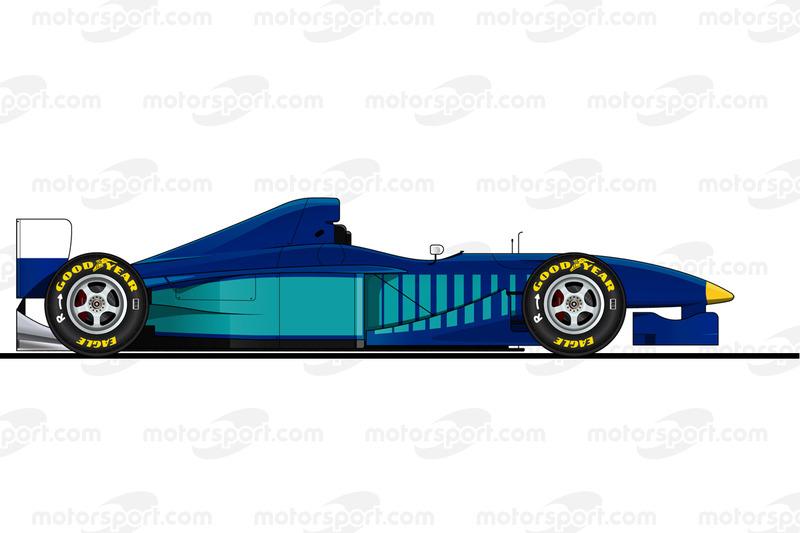 Michael Schumacher, Sauber C16, 1997