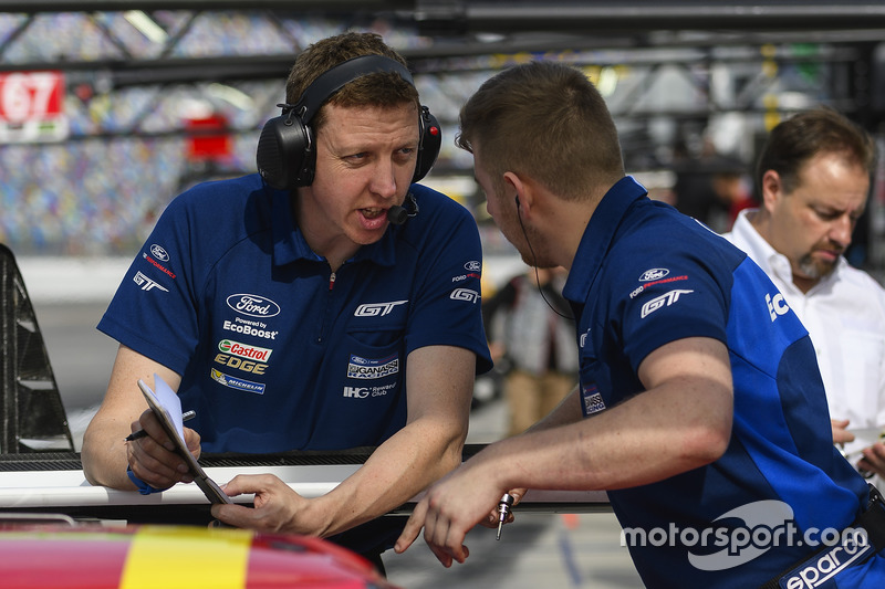 Ford Performance Chip Ganassi Racing