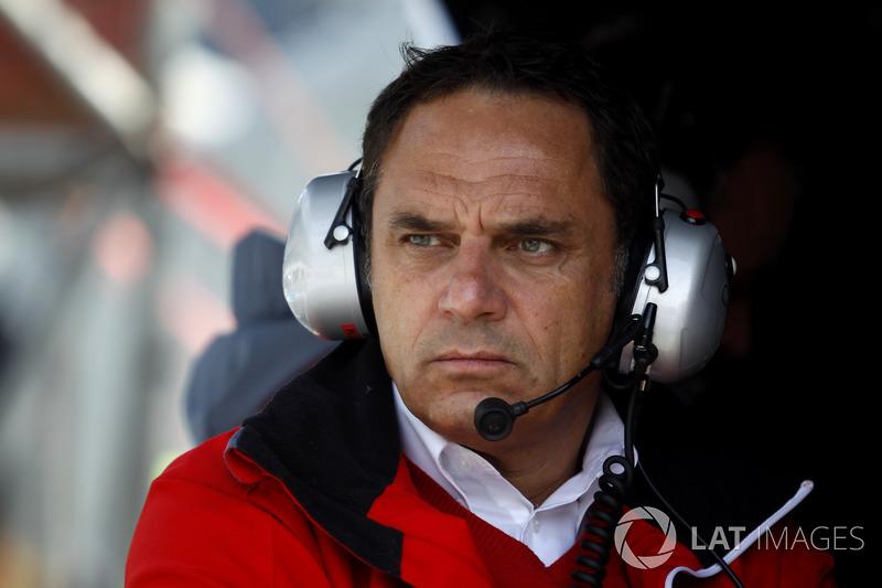 Ханс-Юрген Абт, керівник команди Audi Sport Team Abt-Sportsline