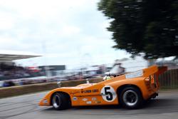 Oliver Turvey, McLaren Chevrolet
