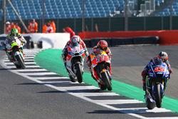Maverick Viñales, Yamaha Factory Racing, Marquez British MotoGP 2017