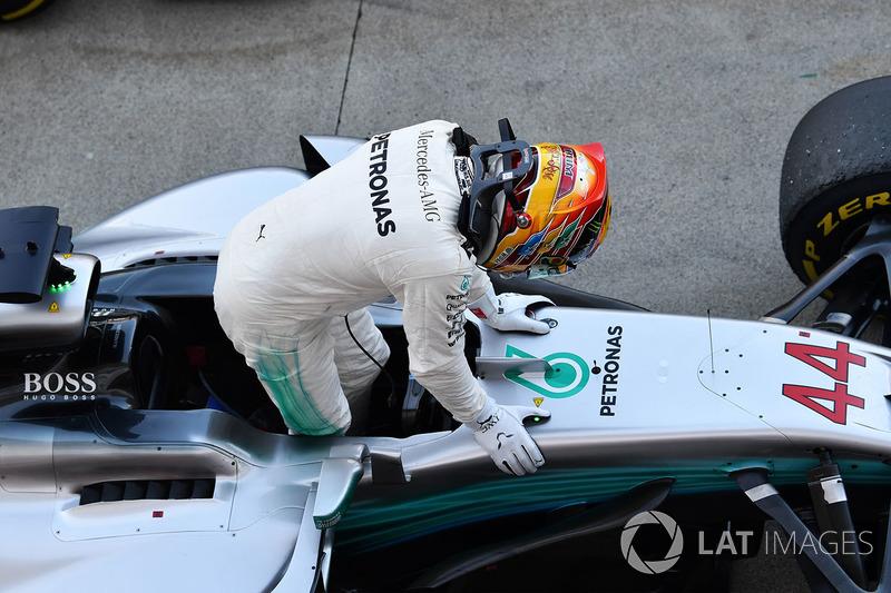 2017: Lewis Hamilton (Mercedes-Benz F1 W08)