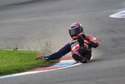 Stefan Bradl, Honda World Superbike Team, Crash