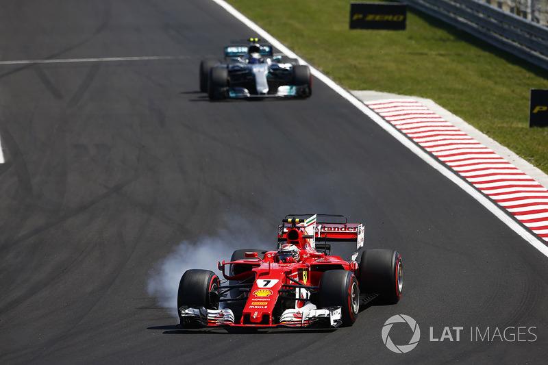 Кими Райкконен продолжает делать намеки Ferrari