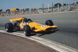 Андреа де Адамик, McLaren M7D-Alfa Romeo