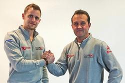 Lukacs Kornel et Gigi Galli, RX Team Hungary