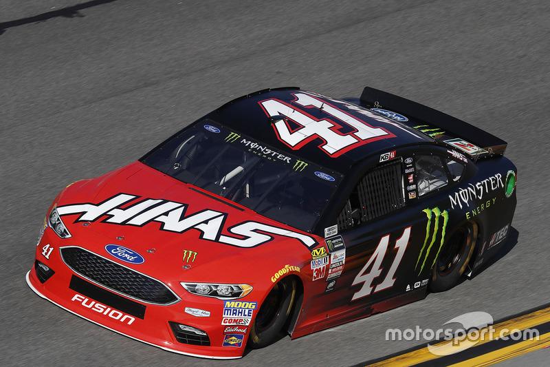 #41: Kurt Busch, Stewart-Haas Racing, Ford