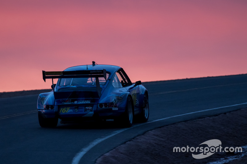 #167 Porsche 911 RSR: Крістофер Леннон
