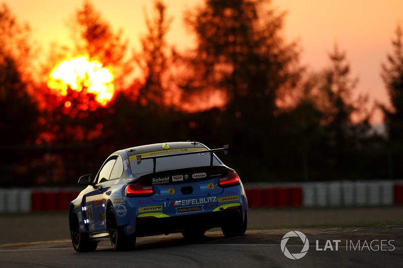 №250 Scheid Honert Motorsport, BMW M235i Racing