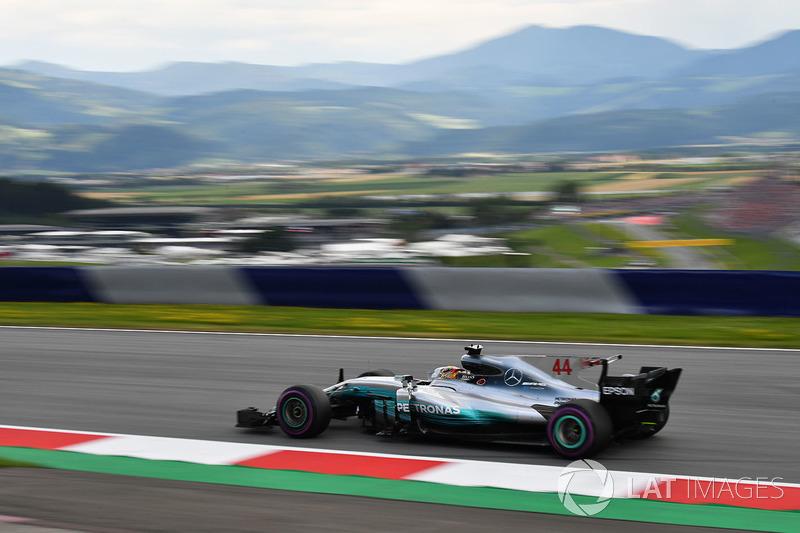 Hamilton y una marca sin precedentes en los últimos años
