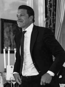 Marco Parroni, capo del marketing della Julius Baer Bank