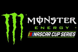 Logo: Monster Energy NASCAR Cup Series