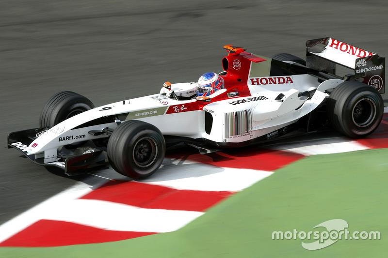 2000 - 2005: British American Racing