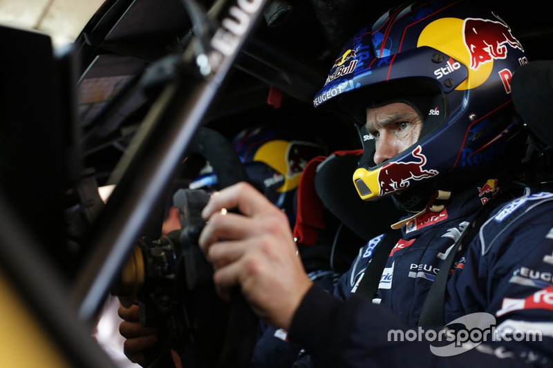Cyril Despres, Team Peugeot Sport