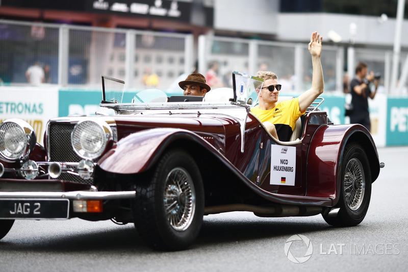 Ніко Хюлькенберг, Renault Sport F1 Team, Panther J72