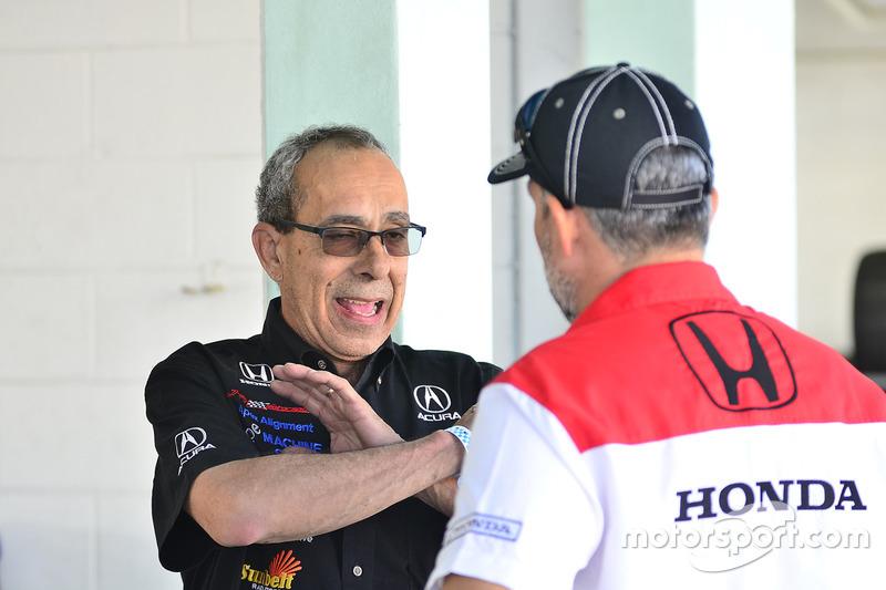 Herbert Gomez de Scuderia Shell Burbank