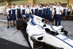 Felipe Massa, Williams, his team