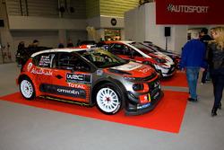 Peugeot LMP1 car