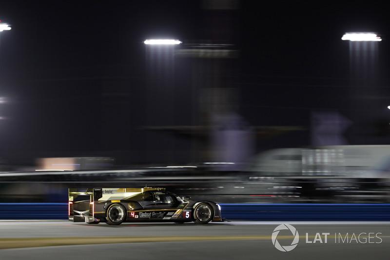João Barbosa, Christian Fittipaldi, Filipe Albuquerque, Action Express Racing, Cadillac DPi-VR