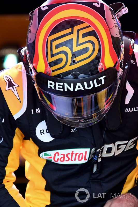 Карлос Сайнс-мол., Renault