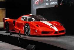 Ferrari FXX à Rétromobiles