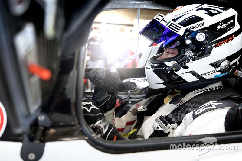 Porsche 919 Hybrid Evo, Porsche Team: Андре Лоттерер