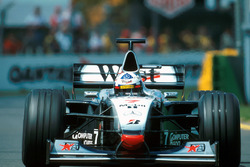 David Coulthard, McLaren Mercedes MP4/13