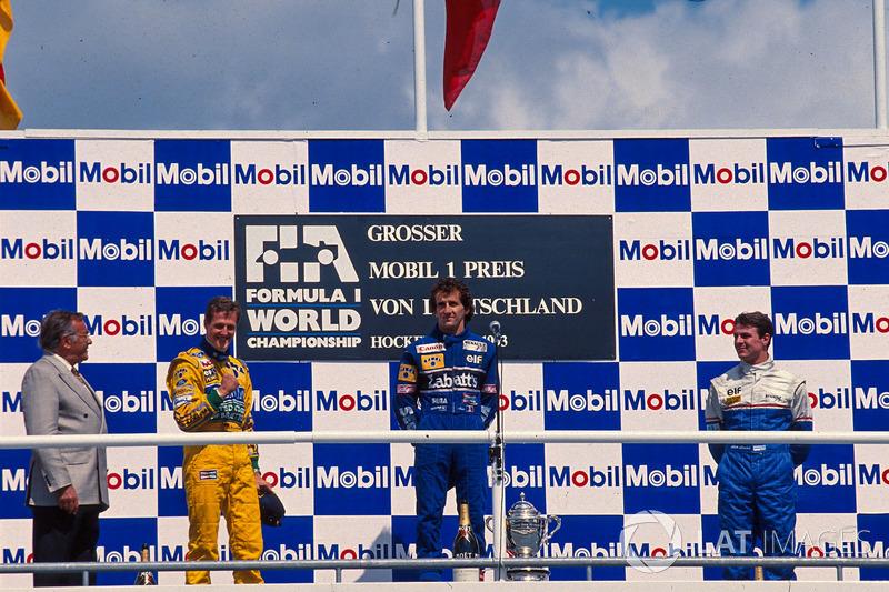 GP de Alemania 1993