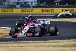 Серхіо Перес, Force India VJM11, П'єр Гаслі, Toro Rosso STR13