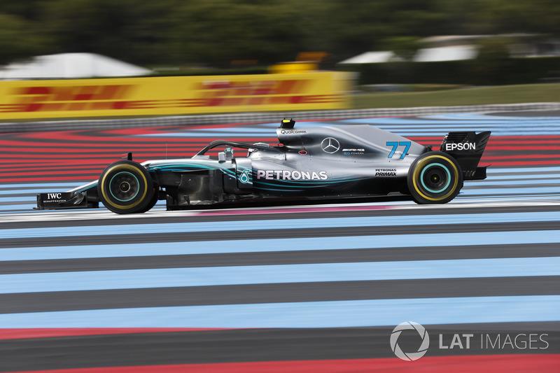 Gran Premio de Francia-Valtteri Bottas