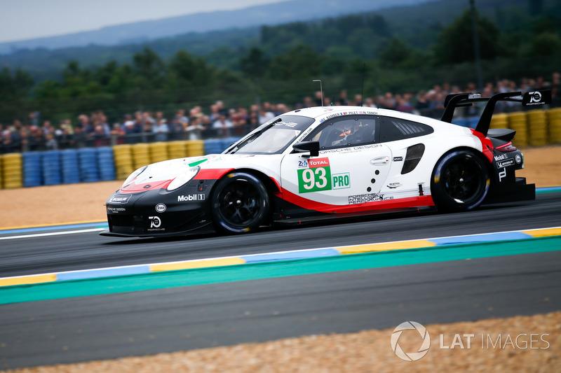 6. LMGTE-Pro: #93 Porsche GT Team, Porsche 911 RSR