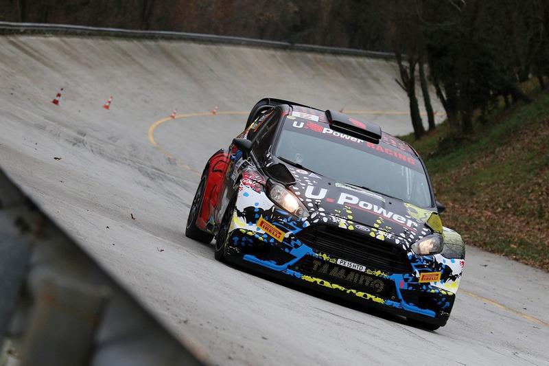 Пьер Франко Уццени, Фаусто Бондезан, Ford Fiesta WRC