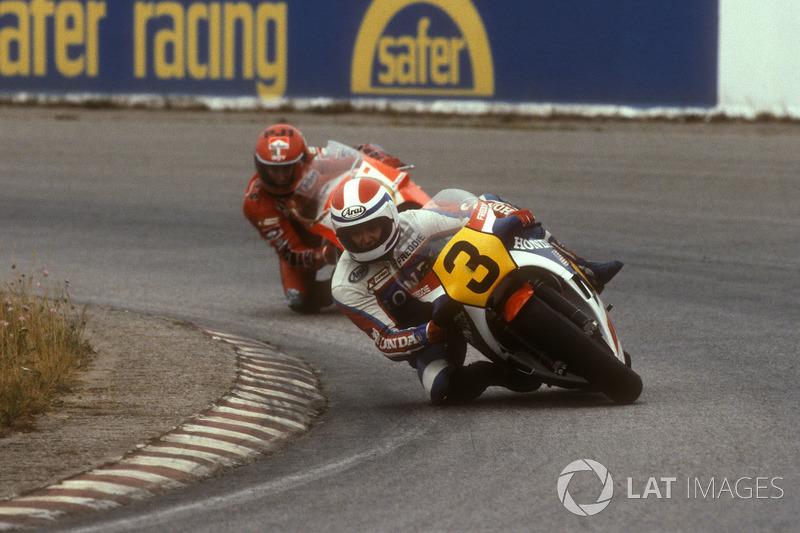1983 - Фредді Спенсер, Honda