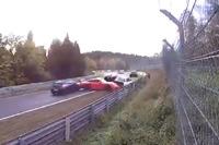 Нюрбургринг - Катастрофічна аварія