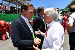 Bernie Ecclestone,, Joao Doria, Sao Paulo Valisi