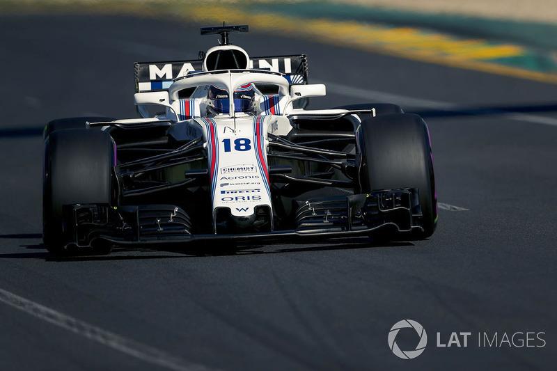 13. Lance Stroll, Williams FW41