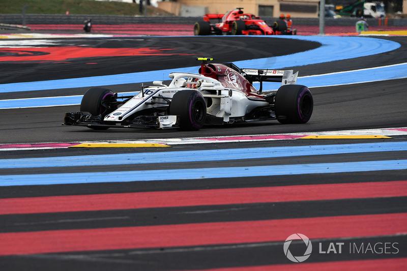 12 місце — Шарль Леклер (Монако, Sauber) — коефіцієнт 1001,00