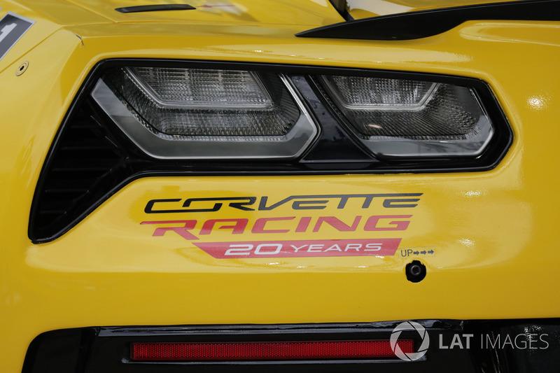 Corvette Racing festeggia 20 anni a Le Mans