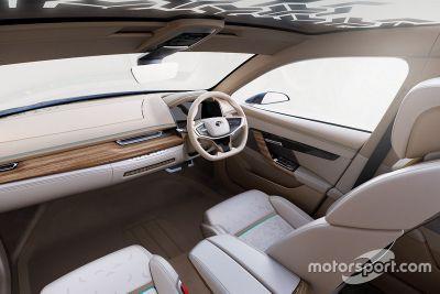 Präsentation: Tata Motors E-Vision