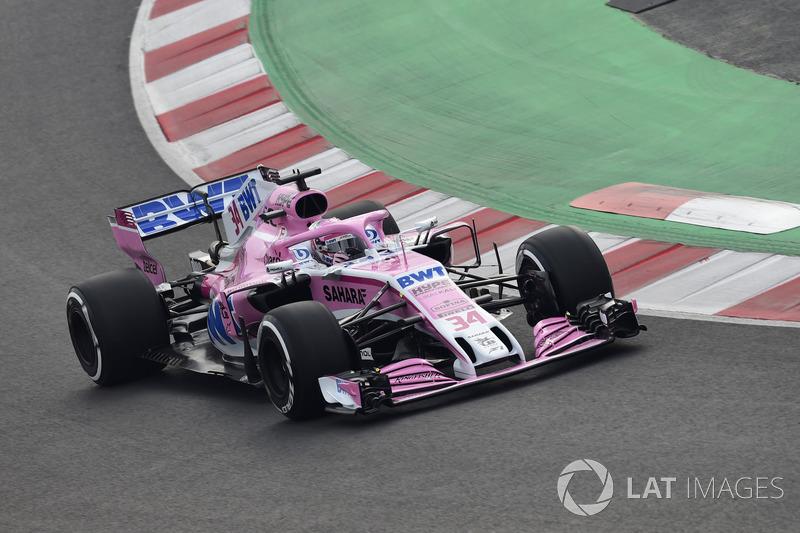 2018: Force India F1 VJM11