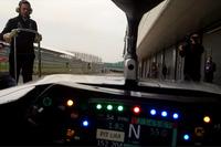 Valtteri Bottas, onboard Halo Mercedes W09