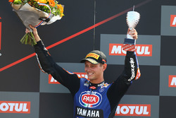 Podium: third place Michael van der Mark, Pata Yamaha