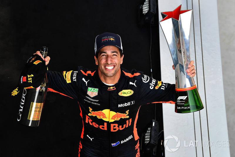 Schanghai (China): Daniel Ricciardo, Red Bull Racing