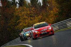 Jens Wulf, Patric Niederhauser, Rudolf Rhyn, Opel Astra OPC Cup