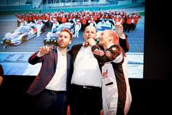Рене Раст, Audi Sport Team Rosberg, Денніс Ростек