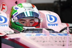 Alfonso Celis Jr., Sahara Force India VJM10