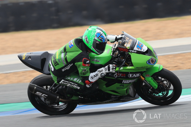 Anthony West, EAB Antwest Racing